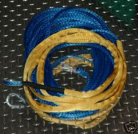 Трос синтетический AmSteel Blue 11,1мм